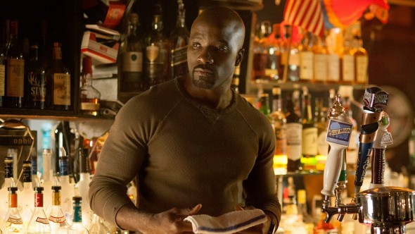 Marvel's Luke Cage TV show on Netflix: season 1 (canceled or renewed?).
