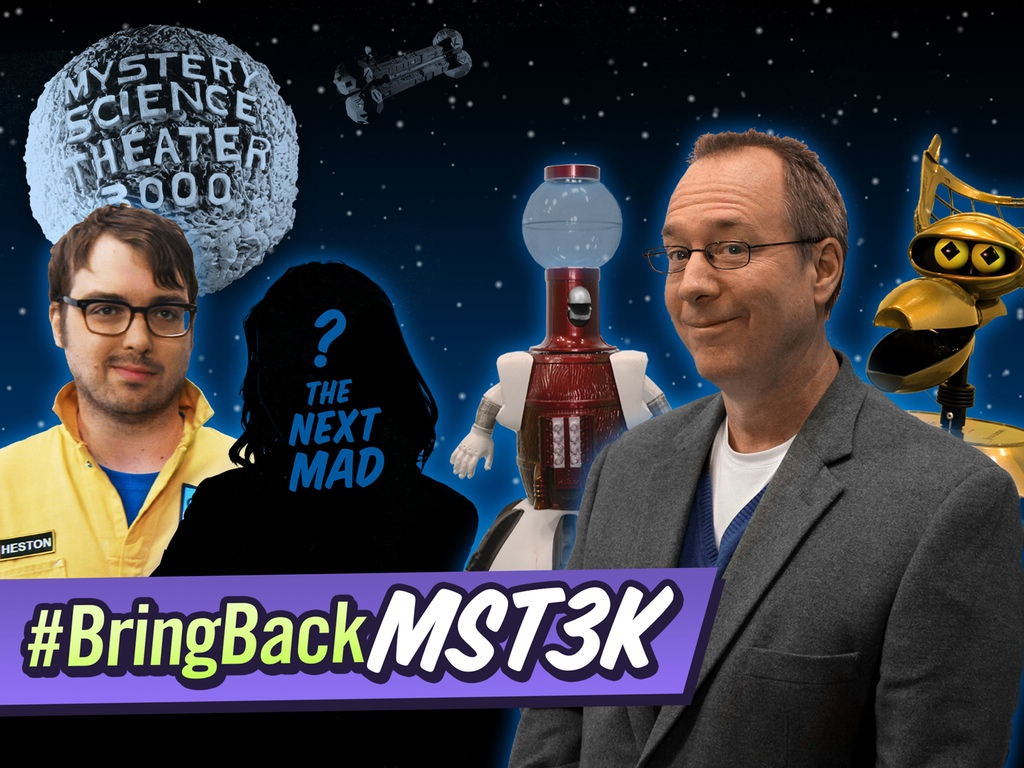 Mystery Science Theater 3000 revival TV series