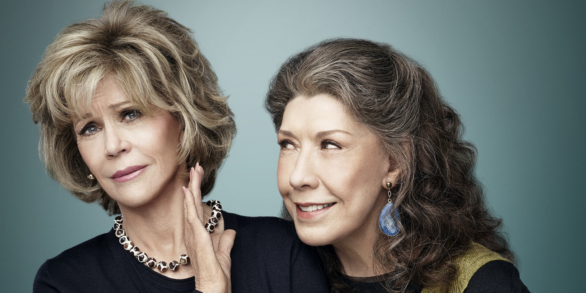 Grace and Frankie: Season Two Delays Prompt 'Wheel of ...