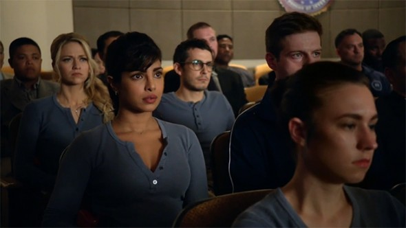 Quantico TV show on ABC (cancel or renew?)