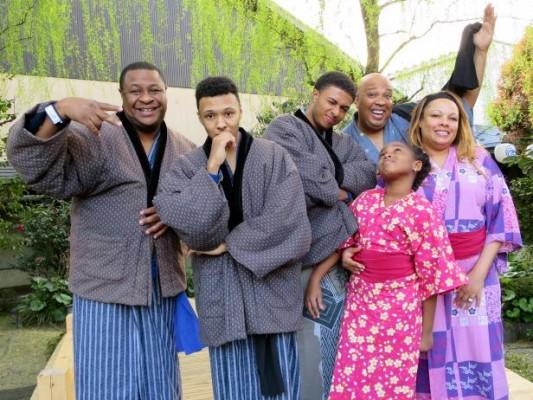 Rev Runs Around the World TV show on Travel Channel: season one premiere