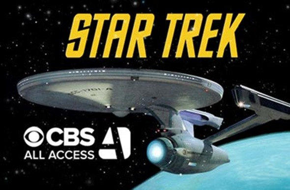Star Trek TV show on CBS All Access to stream on Netflix outside US and Canada