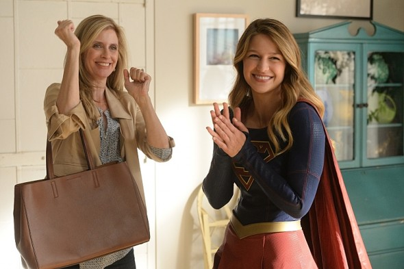 Supergirl TV show on CBS (cancel or renew?)