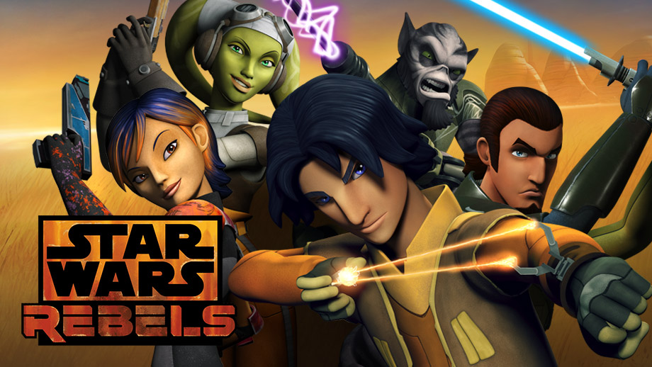 Star Wars Rebels Netflix
