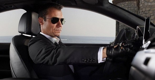 Transporter: The Series: TV show on TNT: canceled, no season 3