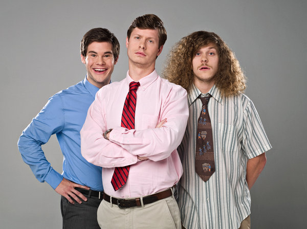 Workaholics TV show on Comedy Central