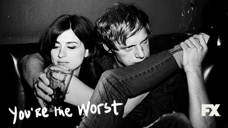 Youre The Worst Season 2 Review - TV FXX - Are You Screening?