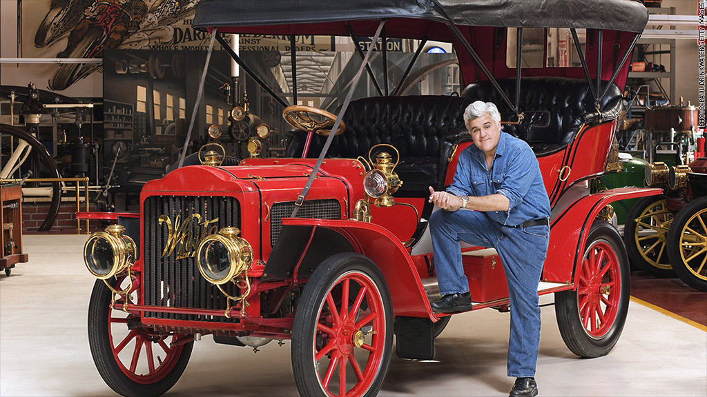 What Channel Is Jay Leno S Car Show On