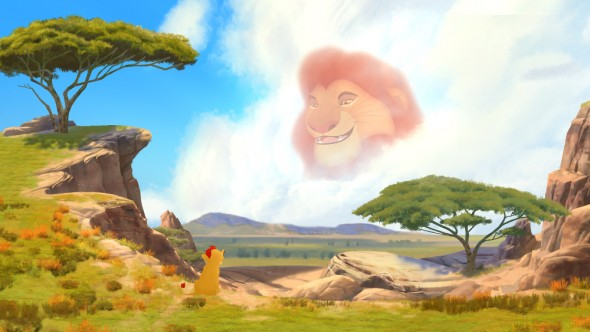 (Disney Junior) KION, MUFASA