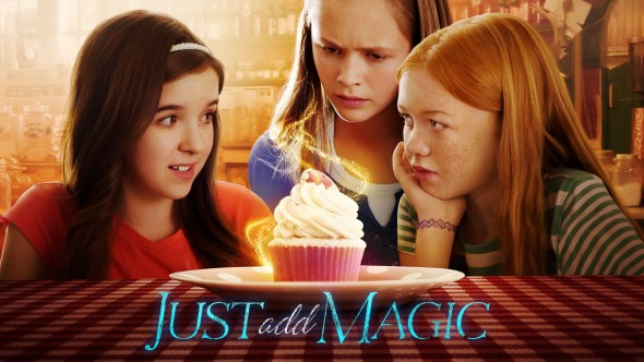 Just Add Magic TV show on Amazon: season one (canceled or renewed?)