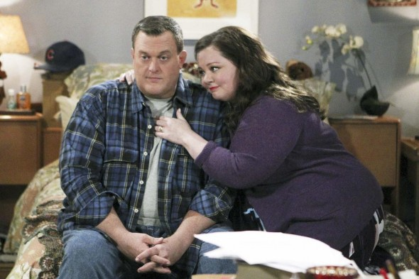 Mike & Molly TV show on CBS: canceled, no season 7