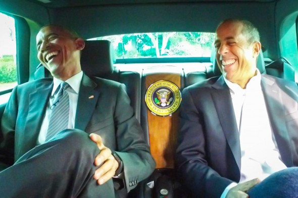 Comedians in Cars Getting Coffee TV show on Netflix: season 10 (canceled or renewed?) Comedians in Cars Getting Coffee is moving from Crackle to Netflix for season 10.