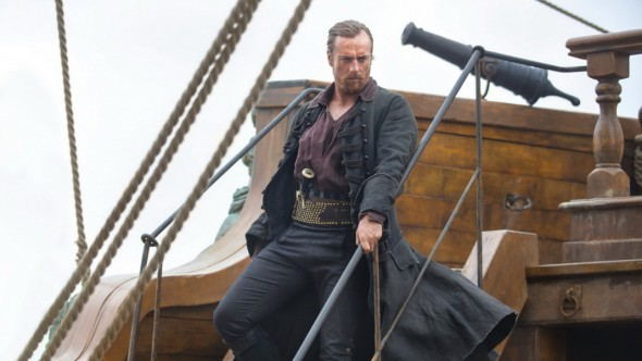 Black Sails TV show on Starz season 4, ending; no season 5.