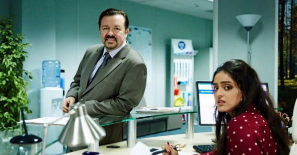 Exceptional The Office: Netflix Previews Ricky Gervaisu0027 David Brent Movie
