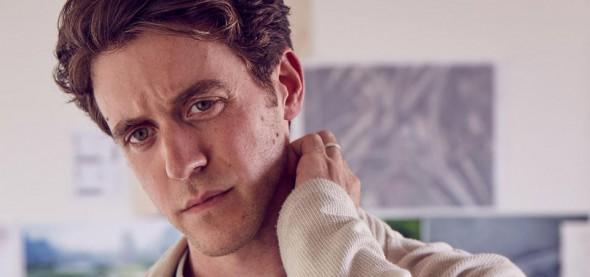 Ashley Zukerman as Jake Greggson, via Syfy