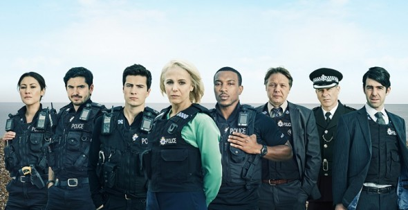 Cuffs TV show on BBC One: canceled, no series 2; no season 2