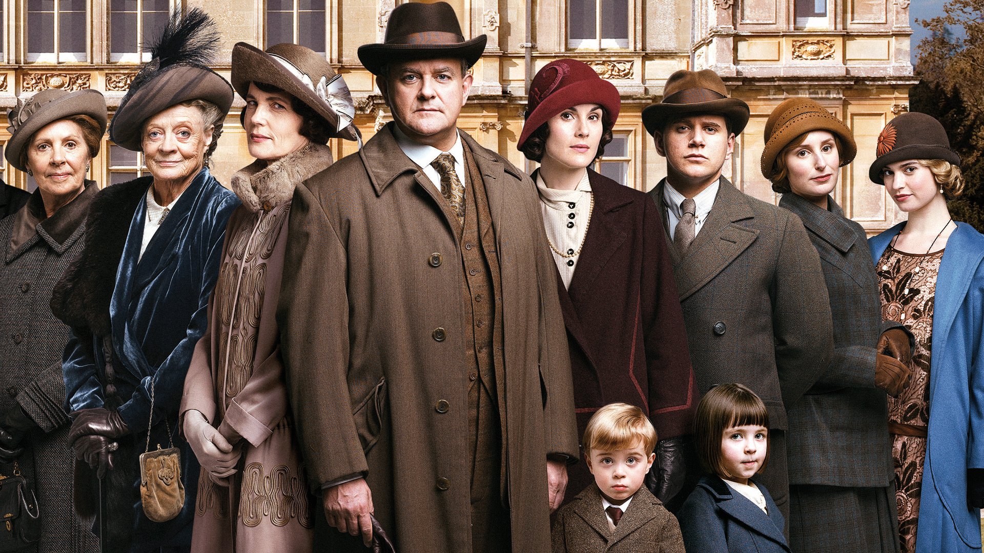 Downton Abbey: Final Season DVDs Coming in January - canceled TV ...