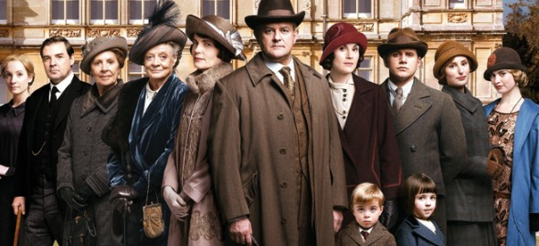 Downton Abbey TV show on PBS: canceled after season six; no season seven; movie  spin-off possible