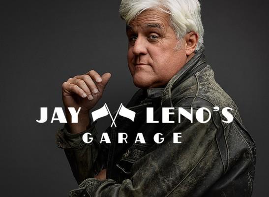 Jay Lenos Garage TV show on CNBC: season two renewal