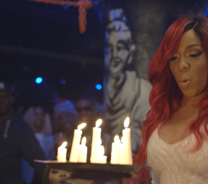 Stevie J & Joseline Go Hollywood; K Michelle: My Life: VH1
