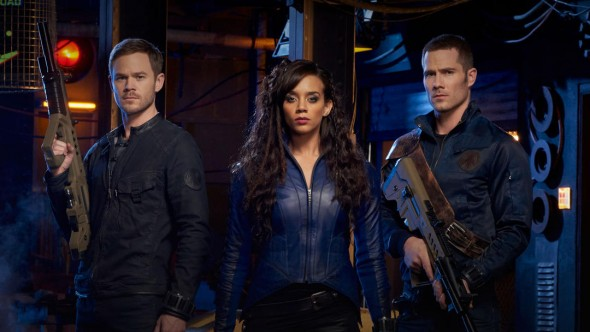 Killjoys TV show on Syfy and Space: season 2 (canceled or renewed?).