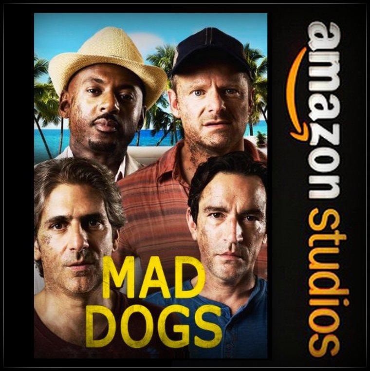 Mad Dogs Tv Show Billy Zane