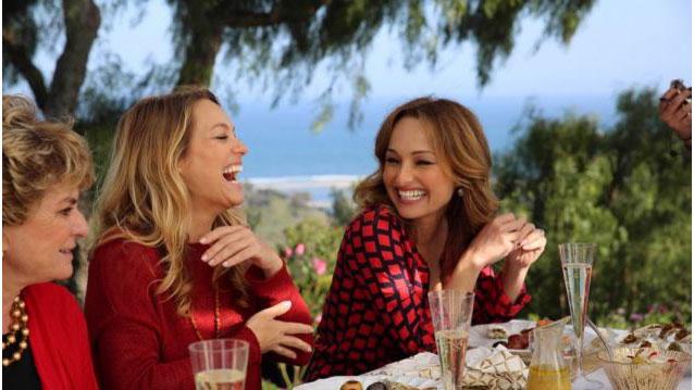 Giada Entertains Food Network Series Debuts January 3 Canceled Tv