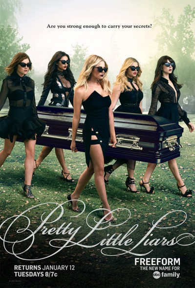 Pretty Little Liars TV show on Freeform: season 7 (canceled or renewed?)