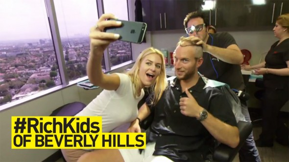 Rich Kids of Beverly Hills TV show on E: season 4 renewal