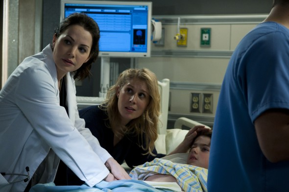 Saving Hope TV show on ION: season 5 renewal