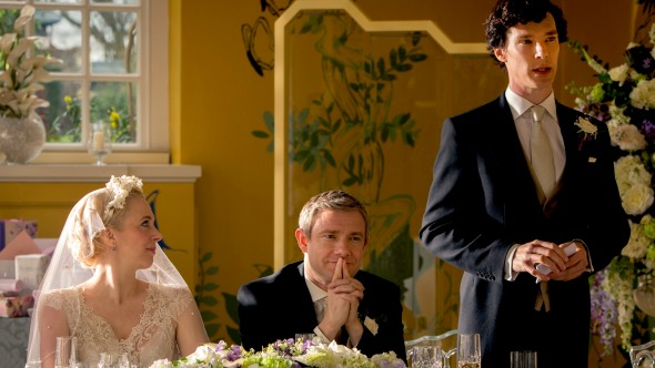 Sherlock TV show on PBS season four