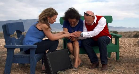 The Briefcase TV show canceled, no season 2
