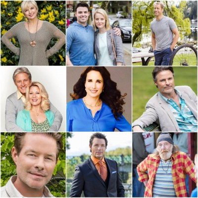 Cedar Cove TV show on Hallmark: canceled, no season 4; season 3 on DVD