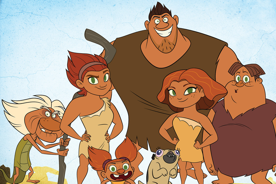 Dawn Of The Croods: Netflix Animated Series Trailer