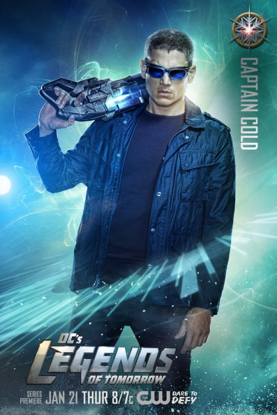 DC's Legends of Tomorrow TV show on The CW (canceled or renewed?)