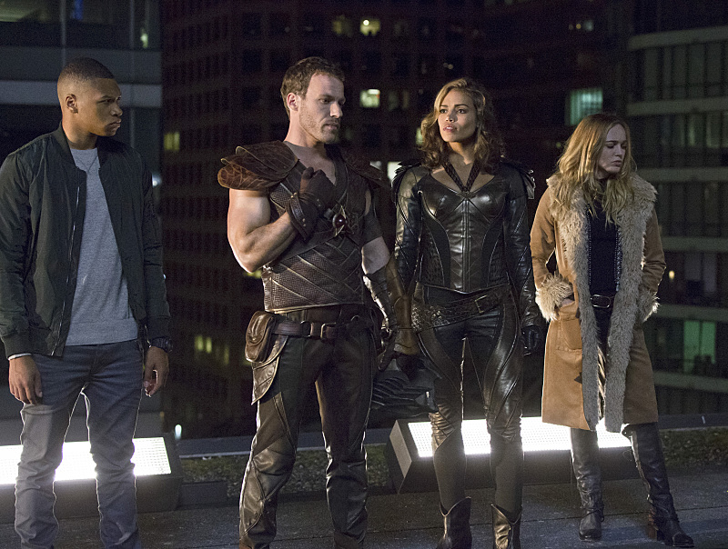 DC's Legends of Tomorrow TV show on The CW (cancel or renew?)