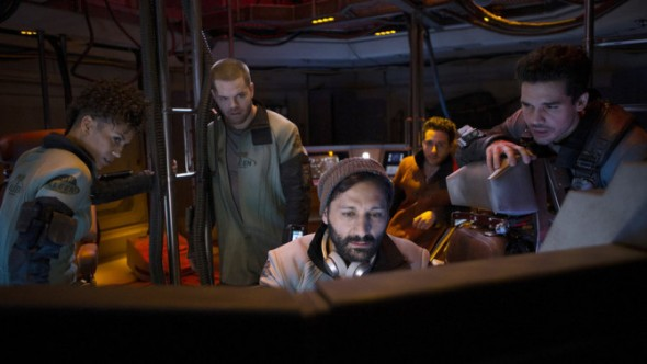 The Expanse TV show on Syfy: season 2