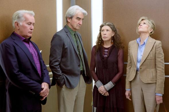 Grace and Frankie TV show on Netflix: season 3