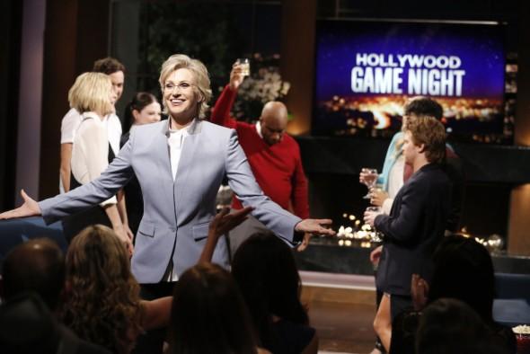 Hollywood Game Night TV show on NBC: season 4