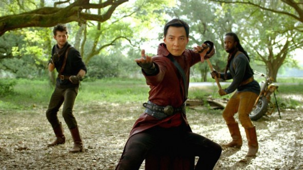 Into the Badlands TV show on AMC: season 2 renewal?