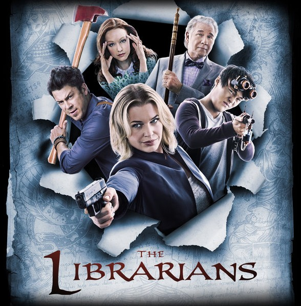 The Librarians TV show on TNT: season 3