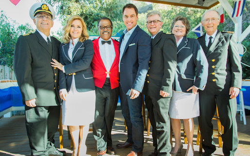 The Love Boat TV show reunion on Home & Family TV show
