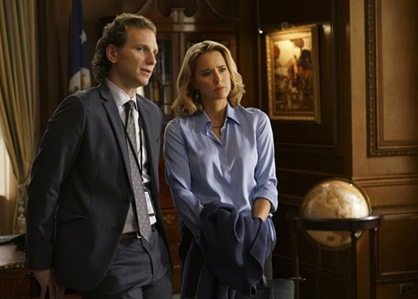 Madam Secretary TV show on CBS: season 3 renewal