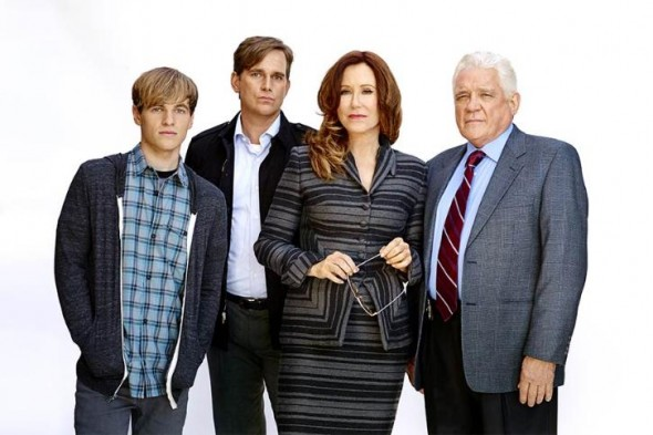 Major Crimes TV show on TNT: season 5 (canceled?)
