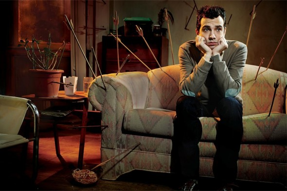 man seeking woman review fxx The big problem for this new fx relationship comedy is that its premise is too  good  jay baruchel as josh in 'man seeking woman' (fxx.
