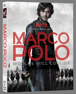 Marco Polo TV show on Blu-Ray