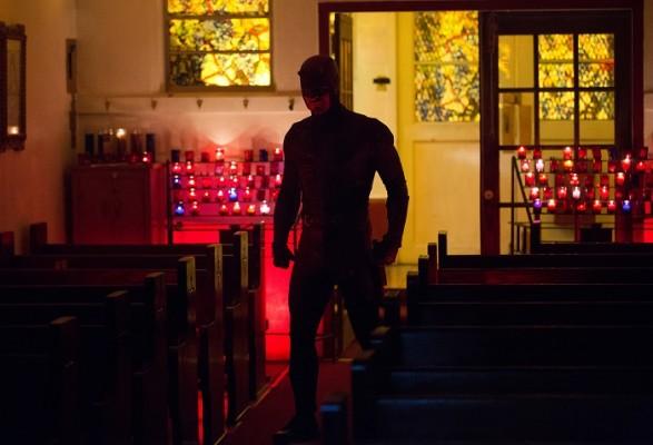 Marvel's Daredevil TV show on Netflix: season 2