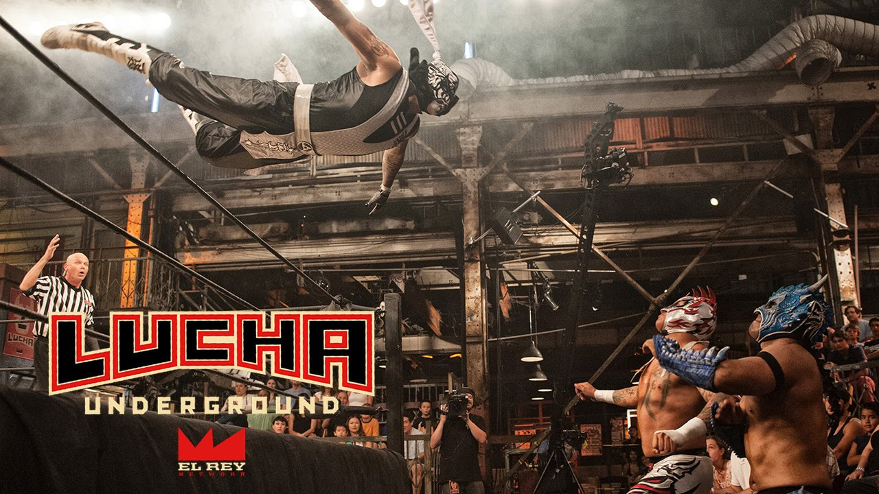 Lucha Underground Season Two Coming To El Rey Network Canceled Renewed Tv Shows Series Finale