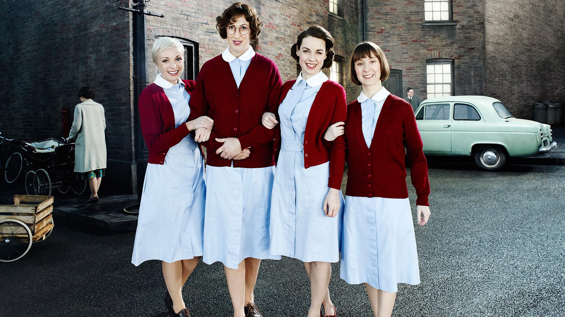 Call the Midwife: Season Six Renewal for UK Drama - canceled TV ...