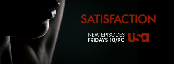 Satisfaction TV show on USA Network: ratings (cancel or renew?)